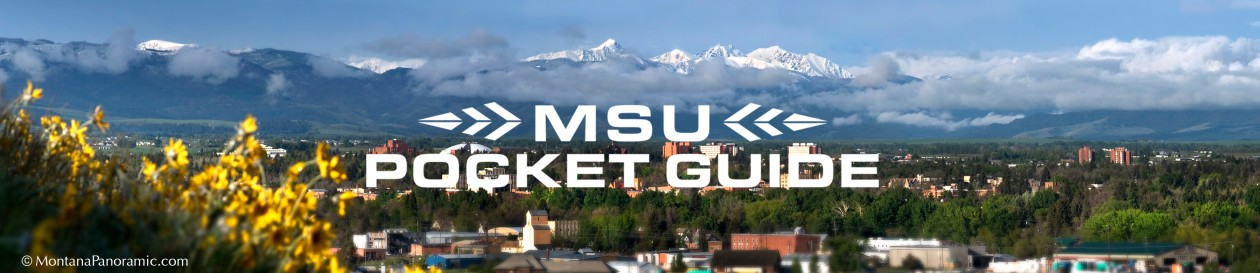 MSU Pocket Guide